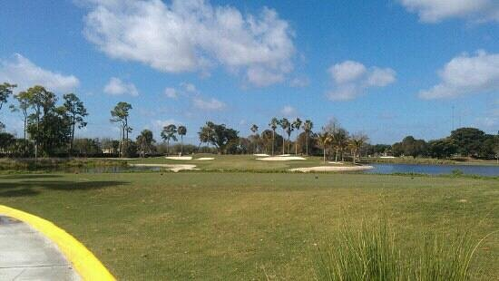Atlantic National Golf Course:                                     Another great picture
