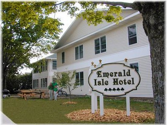 Emerald Isle Hotel Foto
