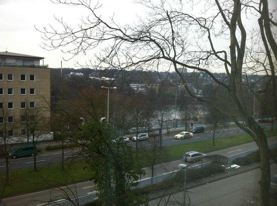 Hotel Kocks am Mühlenberg:                   Vista da finestra