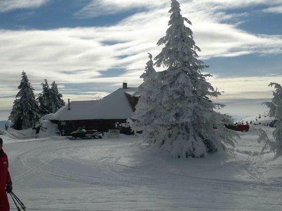 Grand Hotel & Spa: Near the ski lift
