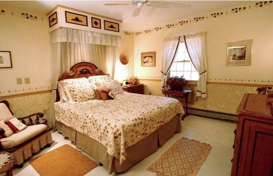 Arbor Inn Bed & Breakfast: Country Room