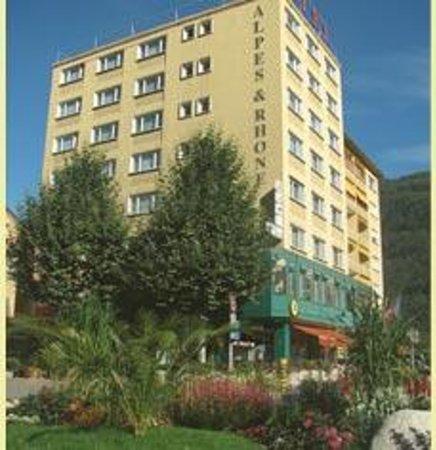 Hotel Alpes & Rhone