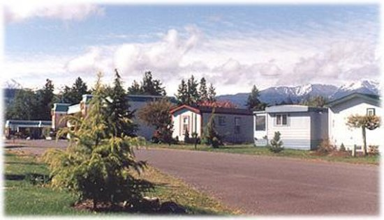 Sequim West Inn & RV Park Resmi