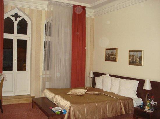 Monika Centrum Hotel:                   Bedroom