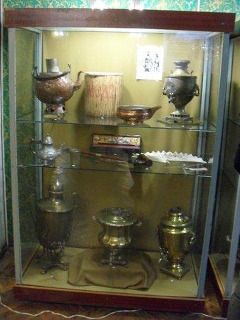 Tula, Russland:                   Самые старые самовары музея)))