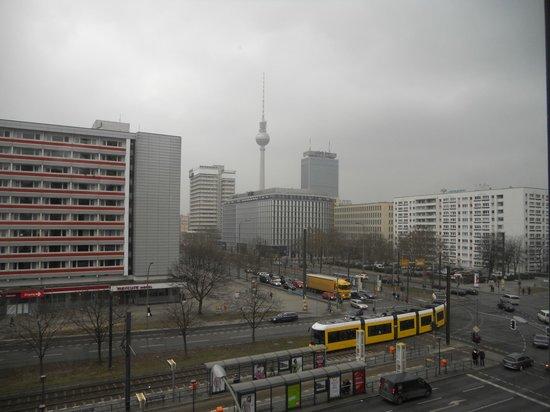 Ibis Budget Berlin Alexanderplatz:                   Vue depuis la chambre