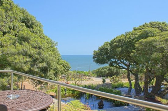 Ocean View House: View from Milkwood suite