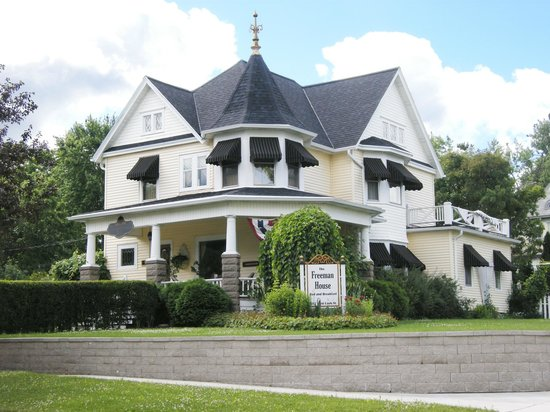 The Freeman House Bed & Breakfast LLC