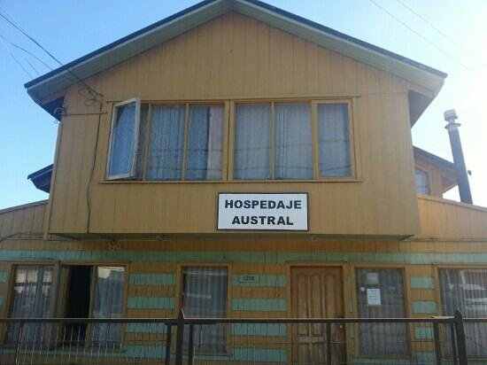 Hospedaje Austral