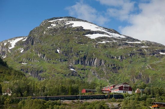 Myrdal, Norvège: Flåm Valley