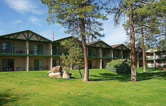 Quality Inn Payson:                   Teil der Hotelanlage