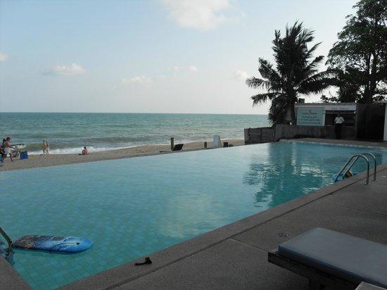 لاماي وانتا بيتش ريزورت:                   Nice pool                 