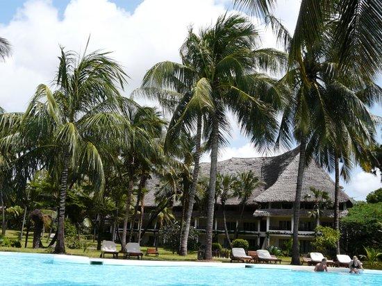 Lawford's Hotel:                   giardino