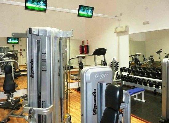 Santa Barbara Golf & Ocean Club: The Gym Facilities