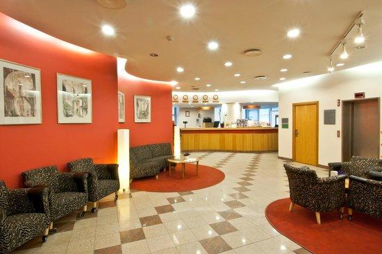 Neringa Hotel: Reception