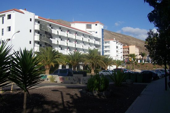 Apartamentos Aguamar:                   hotel