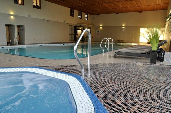 Swimming Pool Picture Of Woodbury Park Hotel Amp Golf Club