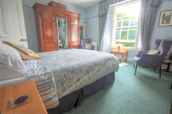 The Old Rectory St. Juliot: Emma's Room