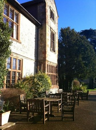 Billesley Manor Hotel:                   stunning