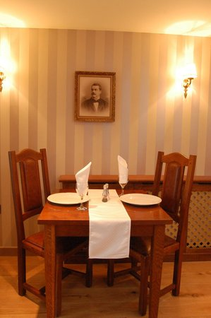 Yr Hafod Country House: Table for Two