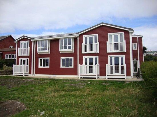 Stanley, Falklandsöarna: Exterior