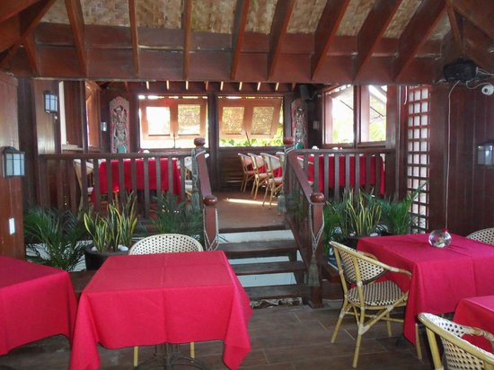 Hosteria Del Mar:                   Dining Area