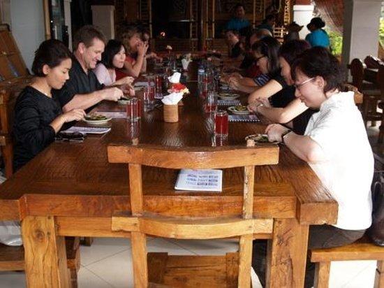 Anika Melati Hotel and Spa:                   breakfeast