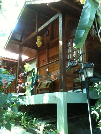 Aratinga Inn:                   another chalet
