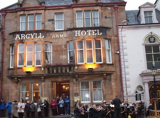 Argyll Arms Hotel Photo