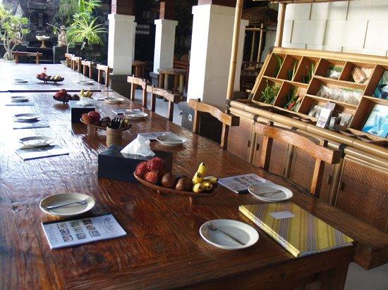 Anika Melati Hotel and Spa:                   restaurant