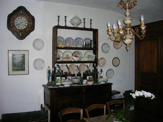 la sala della colazione - Foto di La Terrazza Dei Pelargoni B&B ...