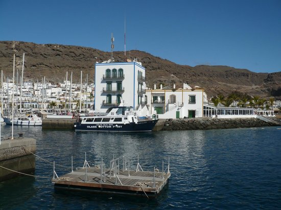 Cordial Mogan Valle:                   Ferry from harbour