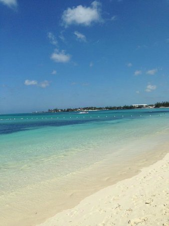 Breezes Resort & Spa Bahamas:                   beach/ocean
