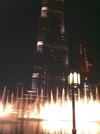 Margaux:                   Burj Khalifa