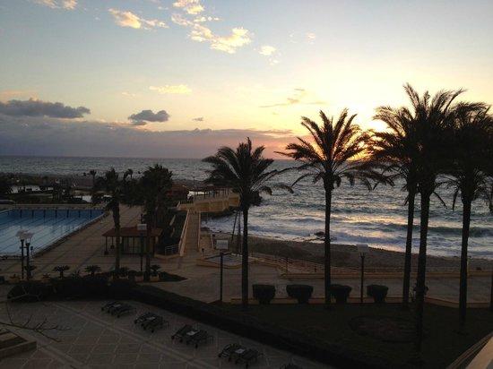 Mövenpick Hotel Beirut:                   vue de la chambre