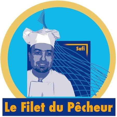 Le Filet du Pêcheur : Logo de l'établissement