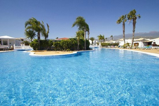 Royal Tenerife Country Club: The Resort's Pool Area