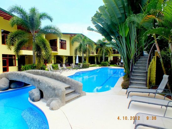 Our Swimming Pool And Condominiums Club Del Cielo Condo Hotel At