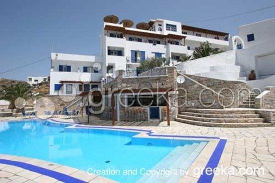 Photo of Hermes Hotel Ios
