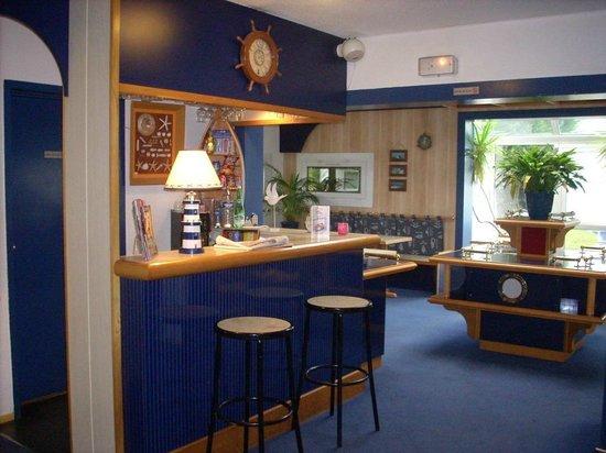 Hôtel Stars Nantes : Reception