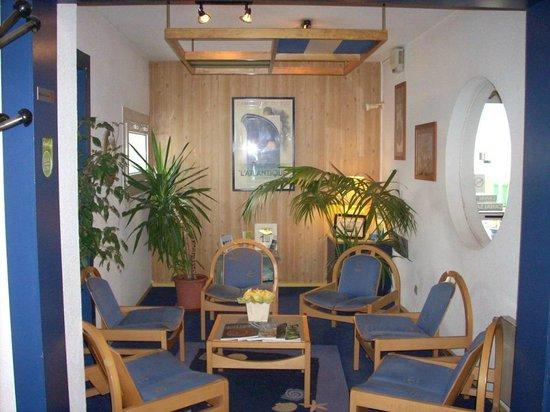 Hôtel Stars Nantes : Lounge
