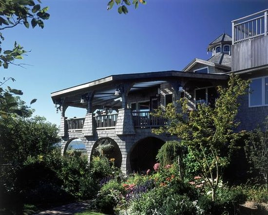 Land's End Inn: Panoramic Views