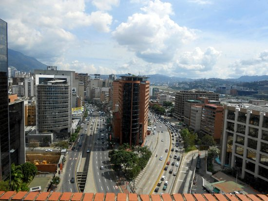 Embassy Suites by Hilton Caracas:                   view from the room