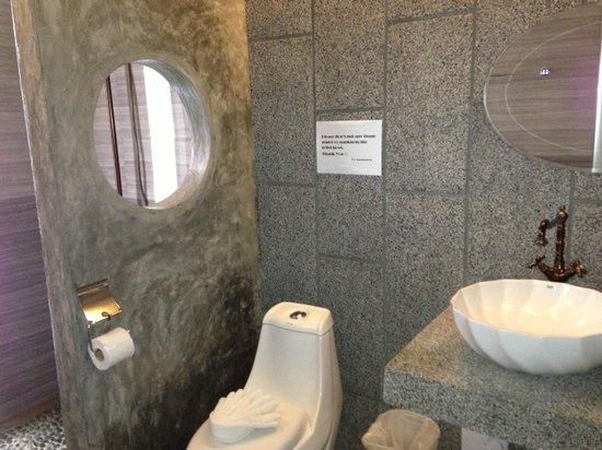 سورينترا بوتيك ريزورت:                                     Il bagno                                  