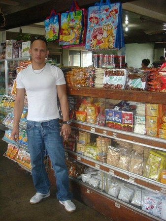 Taboan Public Market:                   guadalupe dried mangoes & shamrock otap! high recomm @ IMB store