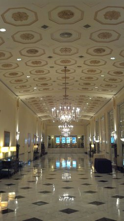 The Mayflower Hotel, Autograph Collection:                   foyer , main floor