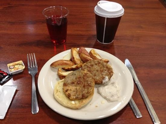 Residence Inn Spokane East Valley:                   breakfast!!!