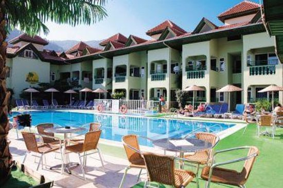 Photo of Babadan Hotel & Apartments Icmeler