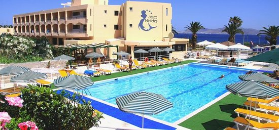 Photo of Niriides Beach Hotel Psalidi