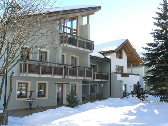 Al Pigher:                   Friendly, modern chalet/hotel